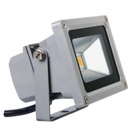 Projector LED 10W 230VAC 700lm Branco Frio